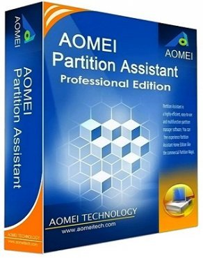 AOMEI PARTITION ASSISTANT PRO EDITION V5.2 FINAL + PORTABLE (2013) РУССКИЙ