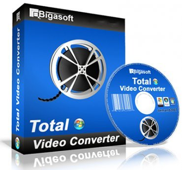 BIGASOFT TOTAL VIDEO CONVERTER V3.7.42.4878 FINAL + PORTABLE (2013) РУССКИЙ