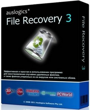 AUSLOGICS FILE RECOVERY 3.5.1.0 FINAL (2013) + REPACK + PORTABLE