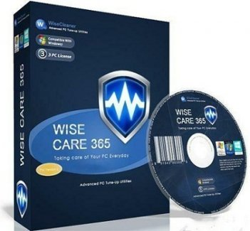 Wise Care 365 Pro 2.64 Build 202 Final (2013) Русский