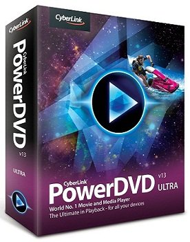 CyberLink PowerDVD Ultra 13.0.3520.58 (2013) Русский