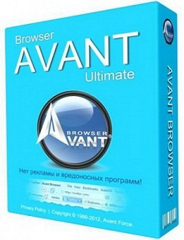 Avant Browser Ultimate 2013 Build 120 + Portable [Multi/Ru]