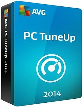AVG PC TuneUp 14.0.1001.295 RePack by KpoJIuK (2014) Русский
