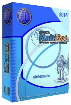 Almeza MultiSet Professional 8.7.6 RePack (+ Portable) by D!akov (2014) Русский