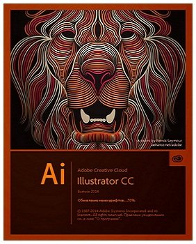 Adobe Illustrator CC 2014 18.0.0 RePack by D!akov [2014] Rus