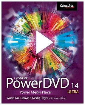 CyberLink PowerDVD Ultra 14.0.4412.58 Retail Multi [2014] Rus