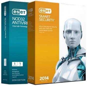ESET Smart Security + NOD32 Antivirus 7.0.317.4 RePack by SmokieBlahBlah