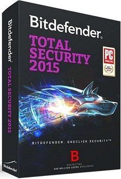 Bitdefender Total Security 2015 18.17.0.1227 (2014) Eng