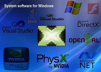 System software for Windows 1.8 (2014) Rus