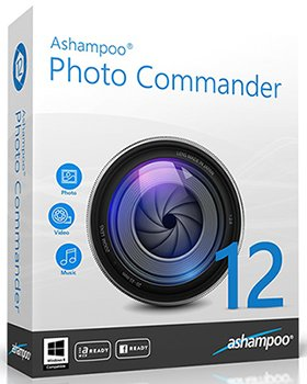 Ashampoo Photo Commander 12.0.7 RePack by MKN [Rus/Eng]