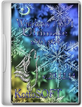 Windows 7 Ultimate SP1 (x86-x64) KottoSOFT v.20.12.14 (2014) [Rus]