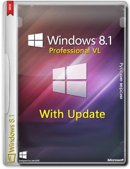 Windows 8.1 Professional vl (x86) by Omegasoft v.26.01 (2015) [Eng/Rus]