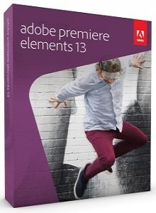 Adobe Premiere Elements 13.1 RePack by D!akov (2015) [ML/RUS]