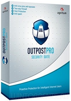 Agnitum Outpost Firewall Pro 9.2.4859.708.2041 RePack by KpoJIuK [Rus]