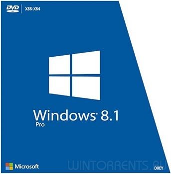 Windows 8.1 Pro (x86-x64) 9600.18264 Drey (2016) [Rus]