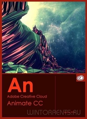 Adobe Animate CC 2015.1 15.1.1.13 RePack by KpoJIuK [Rus]