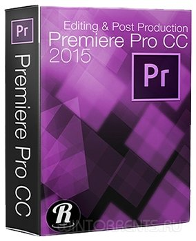 Adobe Premiere Pro CC 2015.3 10.3.0.202 (x64) (Unofficial version) (2016) [ML/Rus]