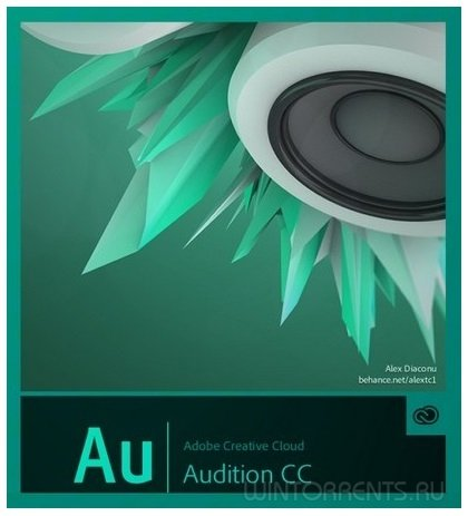Adobe Audition CC 2015.2 9.2.0.191 Release (x64) RePack by D!akov (2016) [En]