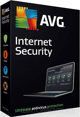 AVG Internet Security 2016 16.131.7924 (2016) [Multi/Rus]