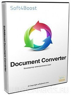 Soft4Boost Document Converter 4.7.3.477 (2017) [ML/Rus]