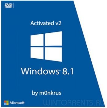 Windows 8.1 (AIO 20in1) (x86-x64) SevenMod Activated v2 by m0nkrus (2017) [Ru/En]