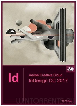 Adobe InDesign CC 2017 (v12.1.0) Update 1 by m0nkrus (2017) [Eng/Rus]