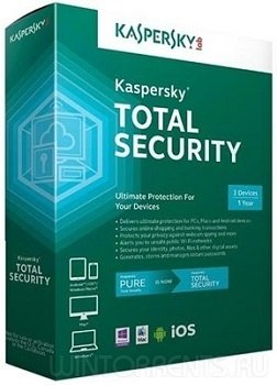 Kaspersky Total Security 2018 18.0.0.405 (a) Final (2017) [Eng]