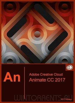 Adobe Animate CC 2017.5 16.5.0.100 RePack by KpoJIuK (2017) [Multi/Rus]