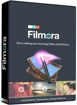 Wondershare Filmora 8.3.0 + Effect Packs (2017) [Multi/Rus]