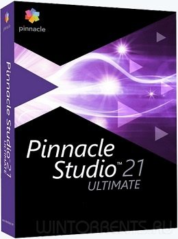 Pinnacle Studio Ultimate 21.0.1 + Content (2017) [Multi/Rus]