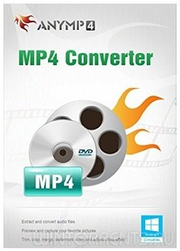 AnyMP4 MP4 Converter 7.2.16 RePack by вовава (2017) [Eng/Rus]
