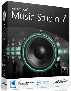 Ashampoo Music Studio 7.0.0.29 RePack (& Portable) by elchupacabra (2017) [Ru/En]