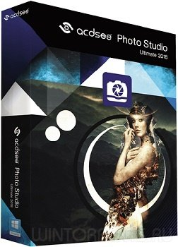 ACDSee Photo Studio Ultimate 2018 11.0.1200 RePack by KpoJIuK (2017) [Eng/Rus]