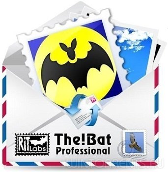 The Bat! Professional 8.0.10 RePack (& portable) by KpoJIuK (2017) [ML\Rus]