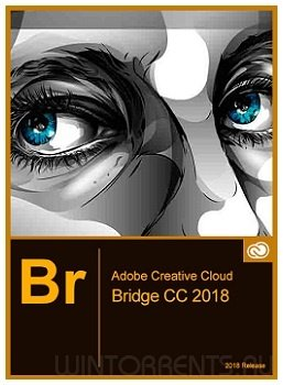 Adobe Bridge CC 2018 (v8.0.0.262) RePack by m0nkrus (2017) [Multi/Rus]