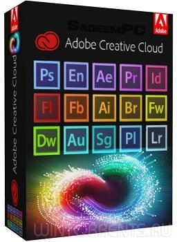 Adobe Master Collection CC 2018 by m0nkrus (2017) [En/Ru]