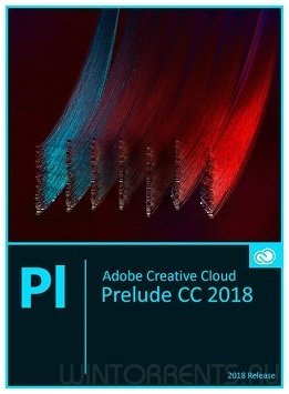 Adobe Prelude CC 2018 Update 1 (x64) by m0nkrus v7.0.1 (2018) [Multi/Rus]