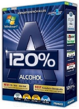 Alcohol 120% 2.0.3.10221 Retail (2018) [Multi/Rus]