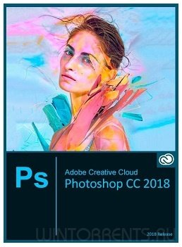 Adobe Photoshop CC 2018 by m0nkrus v19.1.1 Update 3 (2018) [Eng/Rus]