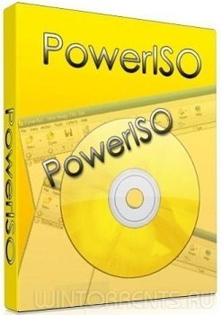 PowerISO 7.1 RePack by KpoJIuK (2018) [Multi/Rus]