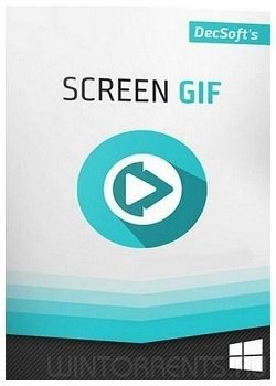 Screen Gif 2018.4 RePack (& Portable) by elchupacabra (2018) [Eng/Rus]