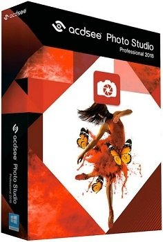 ACDSee Photo Studio Professional 2018 11.2.888 RePack by KpoJIuK (2018) [Ru/En]
