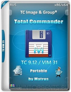 Total Commander 9.12 64 32 VIM 31 Portable by Matros