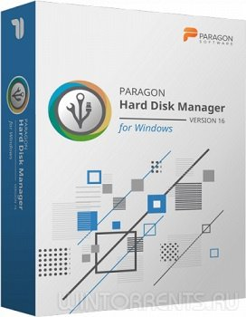 Paragon Hard Disk Manager Premium 16.18.6