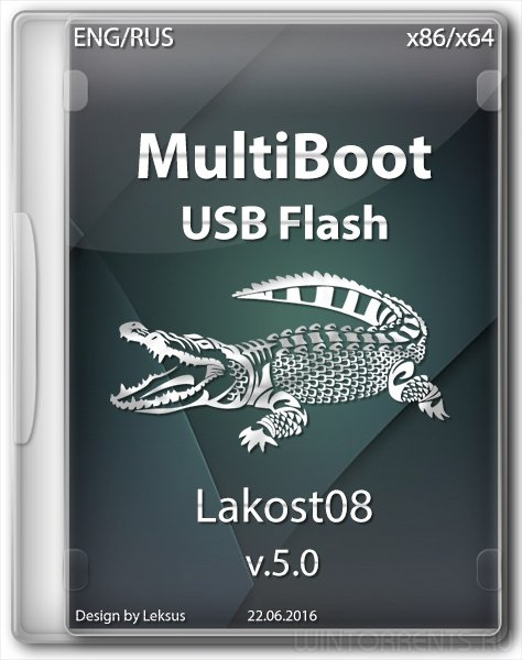 Multiboot usb flash 5.0 by lakost08