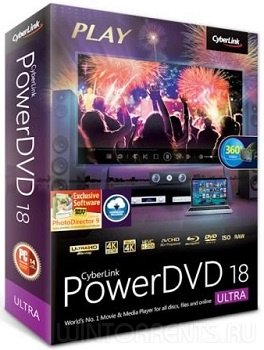 CyberLink PowerDVD Ultra 18.0.1815.62 RePack by qazwsxe