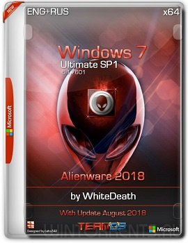 Windows 7 Ultimate SP1 (x64) Alienware 2018 by WhiteDeath
