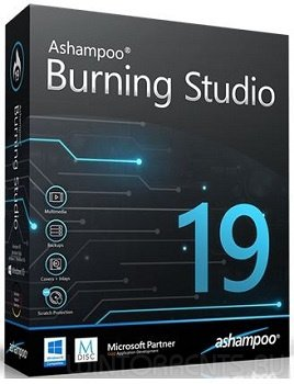 Ashampoo Burning Studio 19.0.2.6 RePack & Portable by elchupacabra