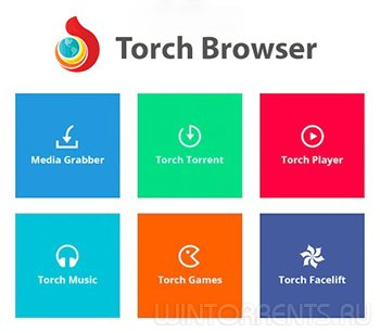 Torch Browser 65.0.0.1611