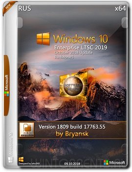 Windows 10 Enterprise LTSC 2019 (x64) 1809 (17763.55) by Bryansk